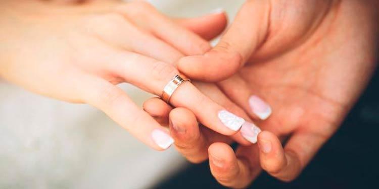 Anillos y alianzas boda y novios