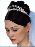 Peinados de novias con tiaras