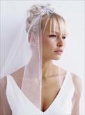 peinados recogidos altos de novias