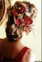 peinados de novias con ondas
