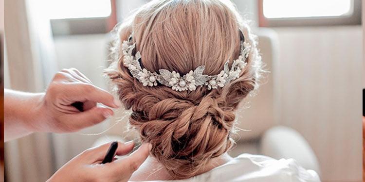 Peluquerias para novias y peluqueros de boda