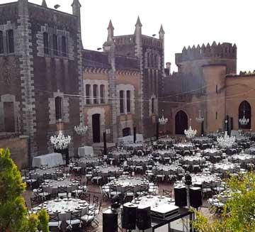 Salones de Boda en Almodovar Córdoba
