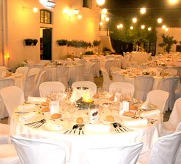 Salones de Boda en Montilla Córdoba
