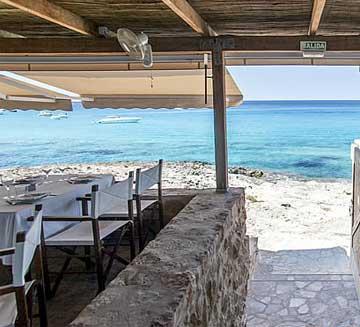 Salones para Bodas en Formentera