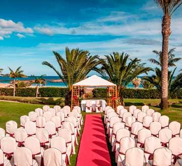 Salones de Boda en Fuerteventura