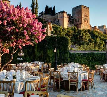 Salones de Boda en Granada