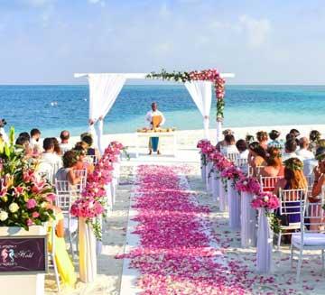 Salones de Boda en la playa Lanzarote