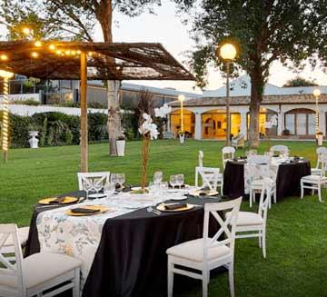 Salones para bodas en Aranjuez Madrid