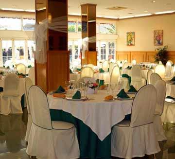 Salones para bodas en Móstoles