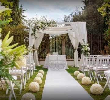 salones de boda en Madrid