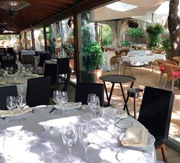 Salones para Bodas en El Escorial Madrid