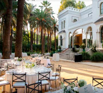 Salones para Bodas en Sevilla