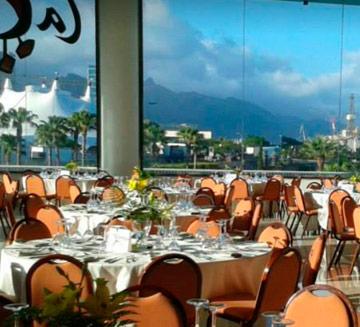 Salones para bodas en Santa Cruz de Tenerife