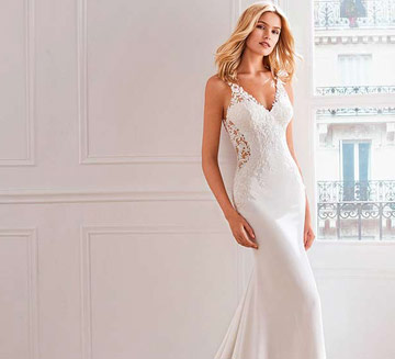 los Vestidos de novia de sirena más originales del 2020