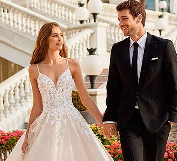 Vestidos de novia Aire Barcelona 2022