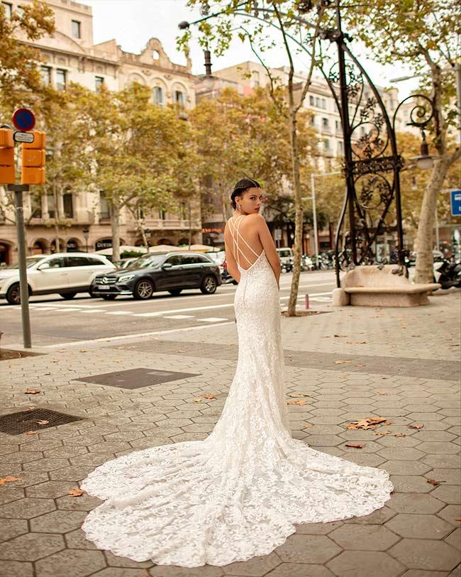 Alma Novias vestidos de encajes