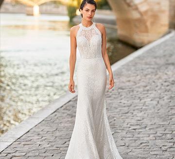 Vestidos de novia corte sirena Alma Novia 2021