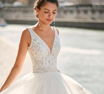 Vestidos de novia de Alma Novia 2021