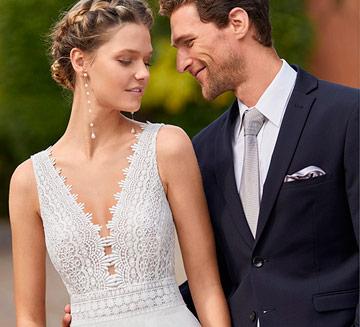 Vestidos de novia de Alma Novia 2022