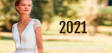 Alma Novia vestidos de novia 2021