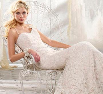 Vestidos de novia de Alvina Valenta
