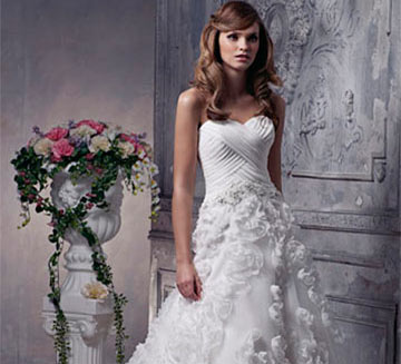 Vestidos de novia de Anjolique