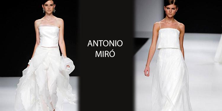 Antonio Miró Novia