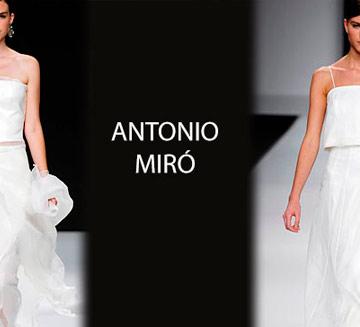 Antonio Miró Novias