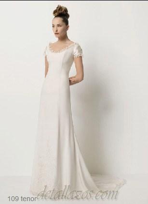 vestidos de novia medievales de aire barcelona - detallazos novias