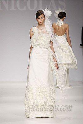 De la Cierva y Nicolas novias 2009