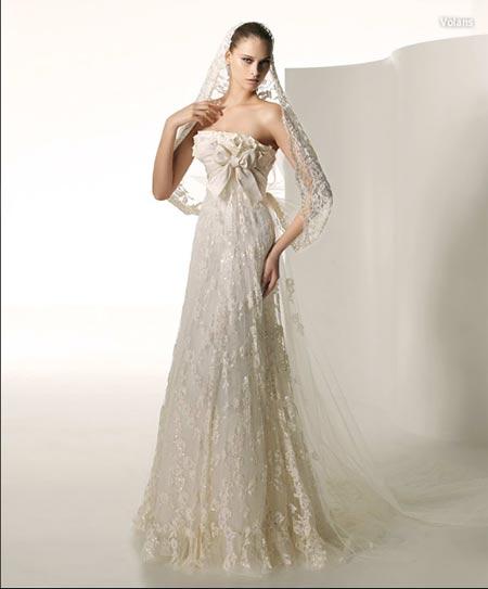 c3560c580 Elie Saab coleccion 2009 Vestido de novia