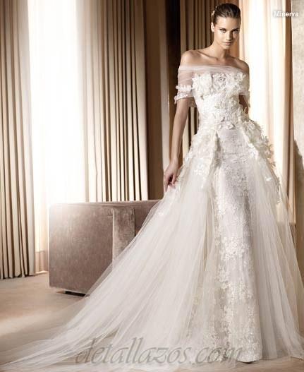 elie saab coleccion 8 foto de 15 - vestidos de novia