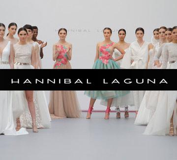 Hannibal Laguna Vestidos de Novias