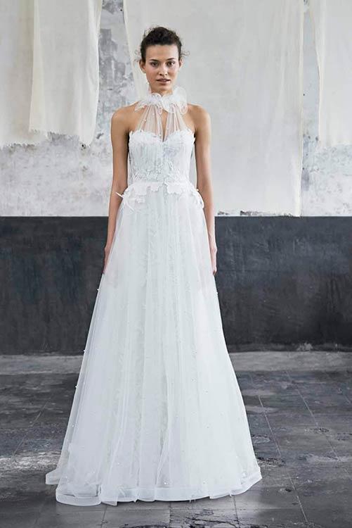 Vestidos de Novia Inmaculada Garcia 2020 - Modelo Mier
