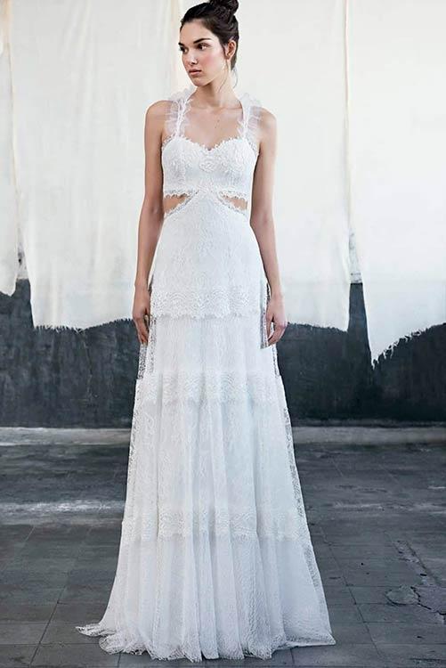 Vestidos de Novia Inmaculada Garcia 2020 - Modelo Cosala