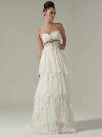 Vestidos boda ibicenca