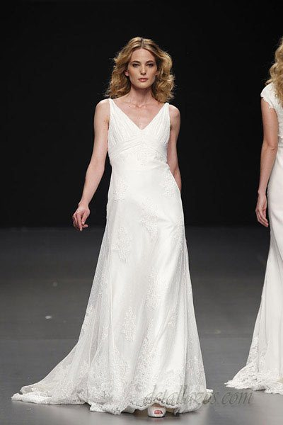 catálogo de vestidos de novias sencillos