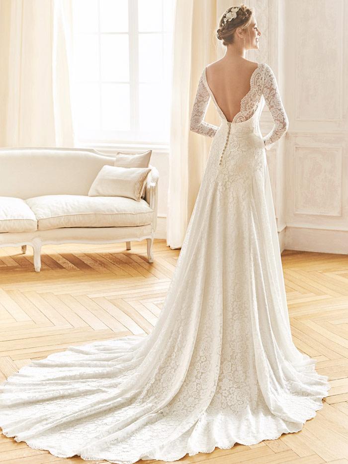 La Sposa vestidos sencillos