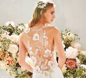 Vestidos de novia tatto lace la sposa 2020