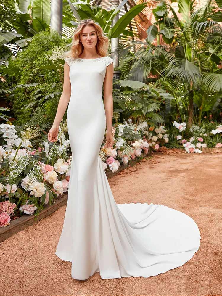 La Sposa vestido de Novia Hyssop 2021