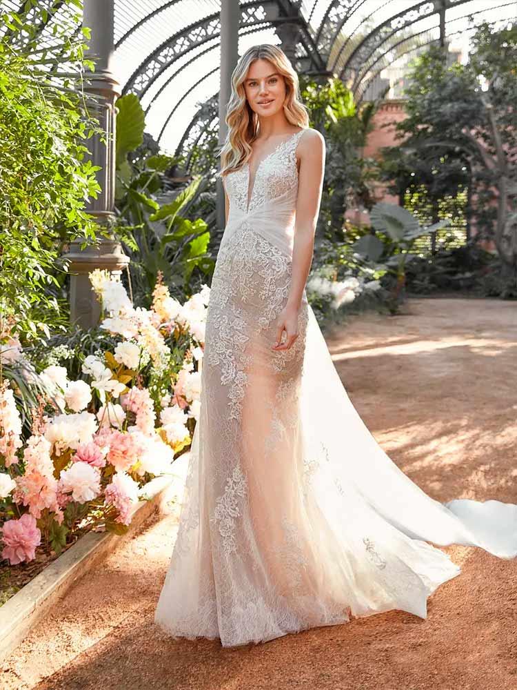 Vestidos La Sposa 2021 modelo Drimia
