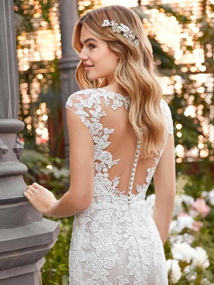 La Sposa 2021 vestido Dianella
