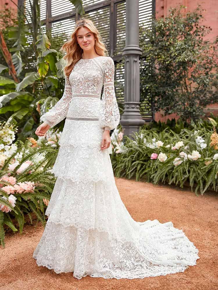 La Sposa Novia Baleria 2021