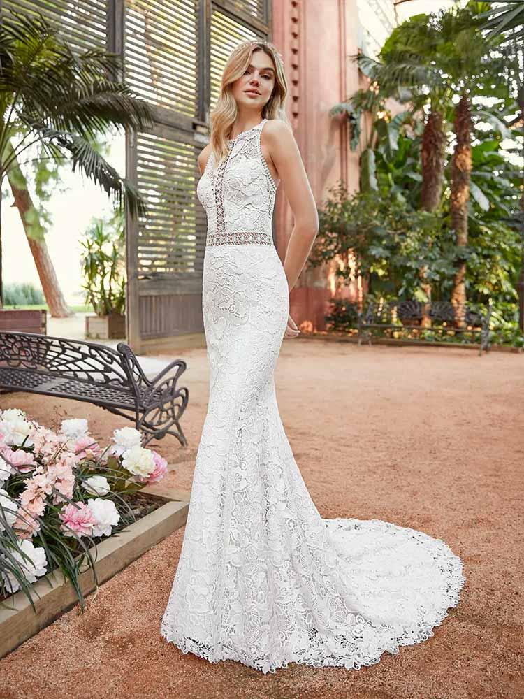 La Sposa vestido de Novia Agathis 2021