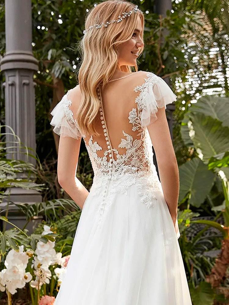 La Sposa Vestidos de Novia 2021 Elegia