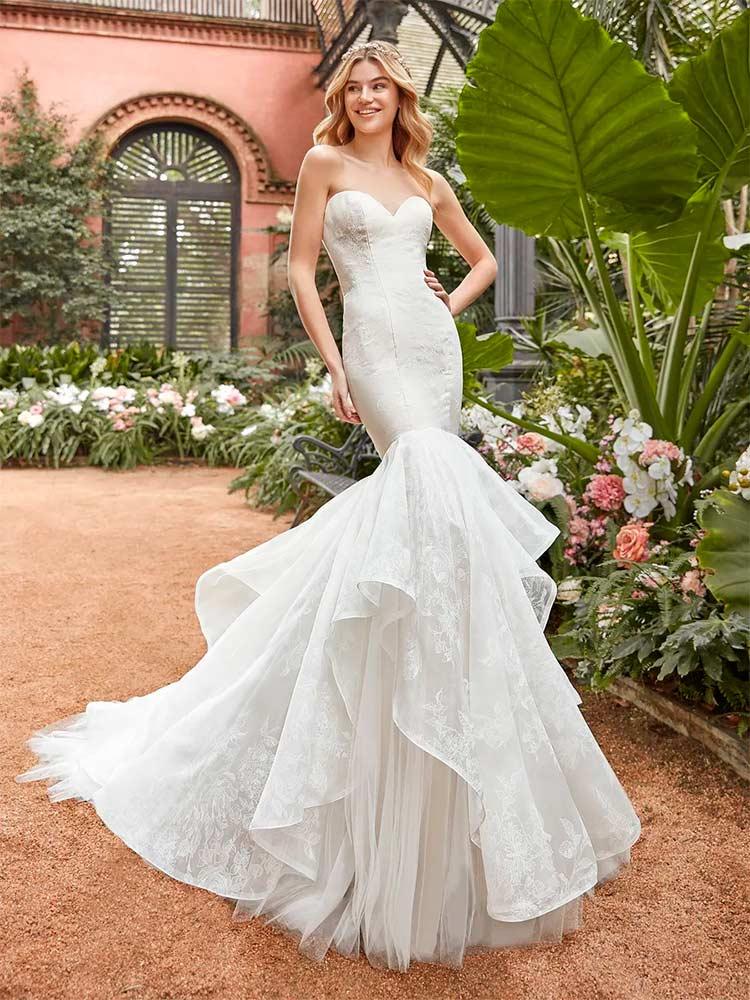 La Sposa Novias 2021 modelo Pavonia