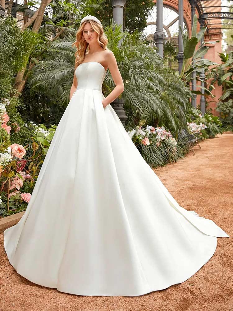 Vestidos de novia La Sposa 2021 Miconia