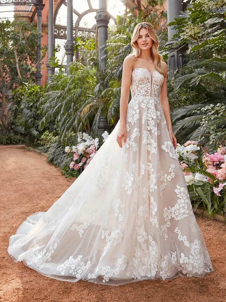 La Sposa vestidos de Novia 2021 Lilium