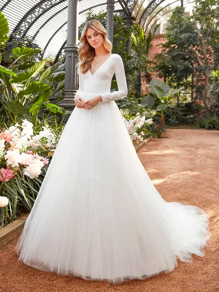 Vestidos de novia La Sposa 2021 Laurus