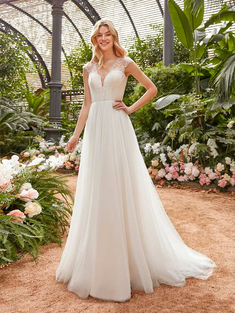 La Sposa Vestido de Novia 2021 - modelo Kerria